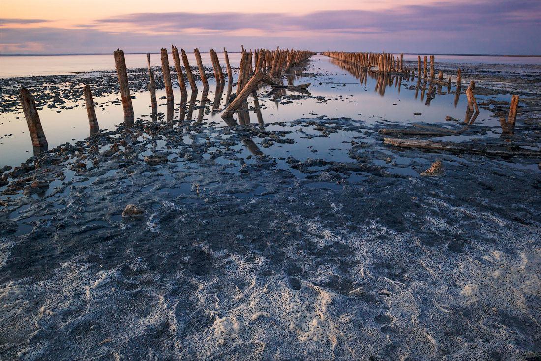 Озеро Сасык-Сиваш иллюстрация 2