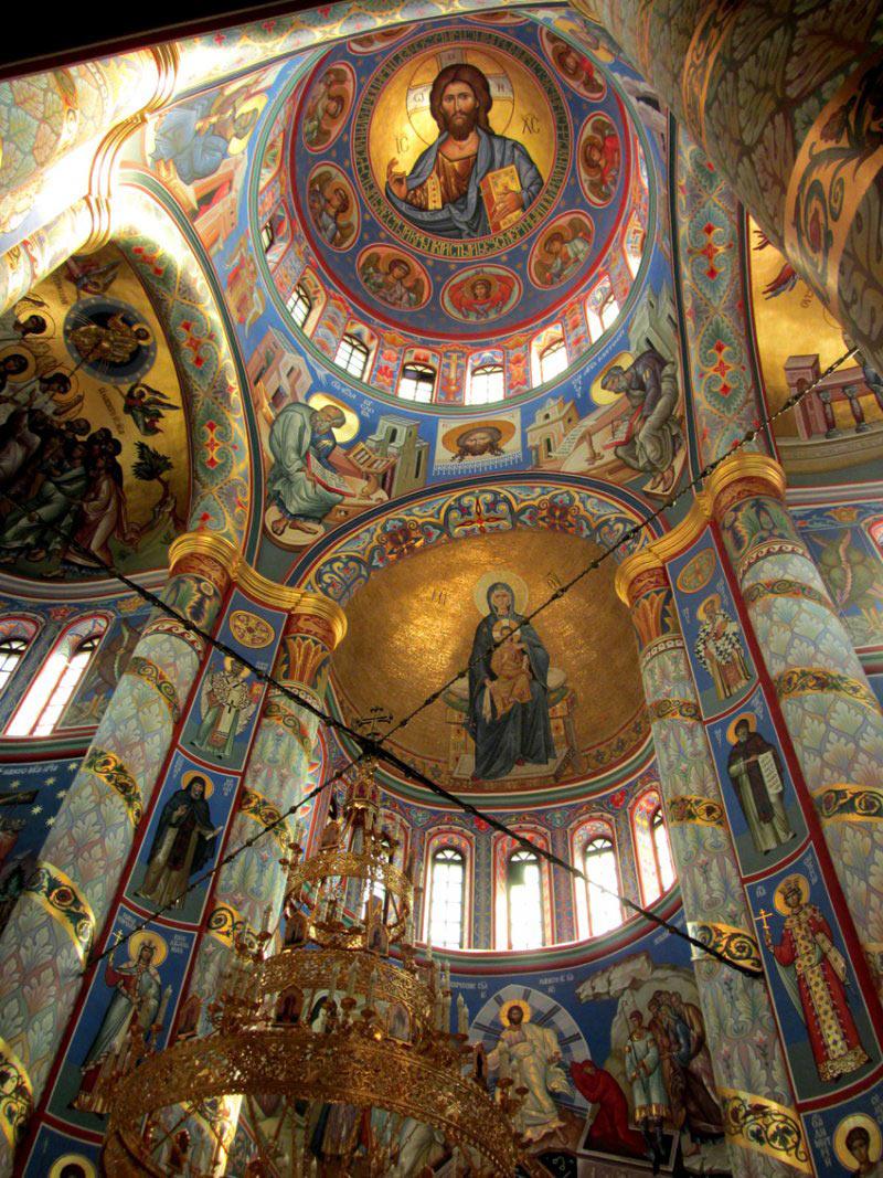 Собор Александра Невского в Ялте иллюстрация 7