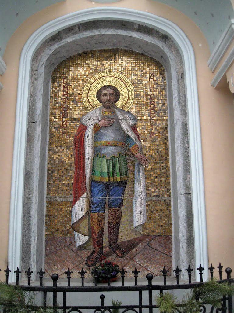 Собор Александра Невского в Ялте иллюстрация 8