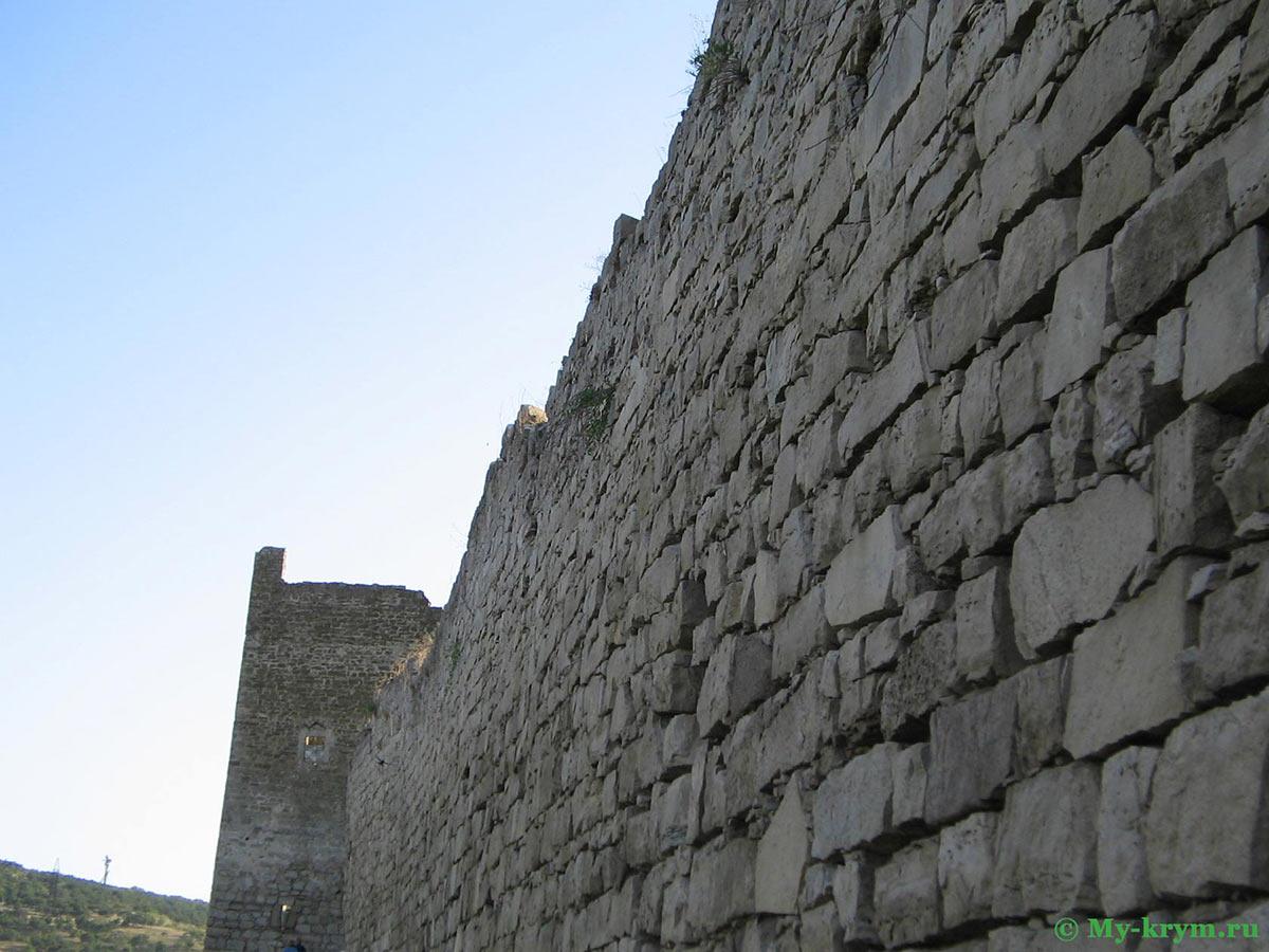 Генуэзская крепость Кафа (Феодосия) иллюстрация 4