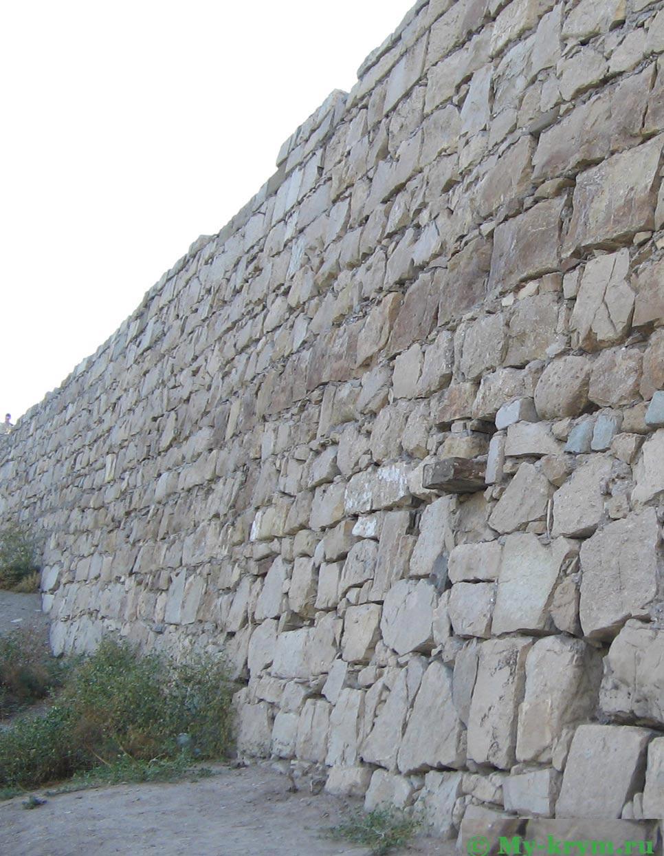 Генуэзская крепость Кафа (Феодосия) иллюстрация 5