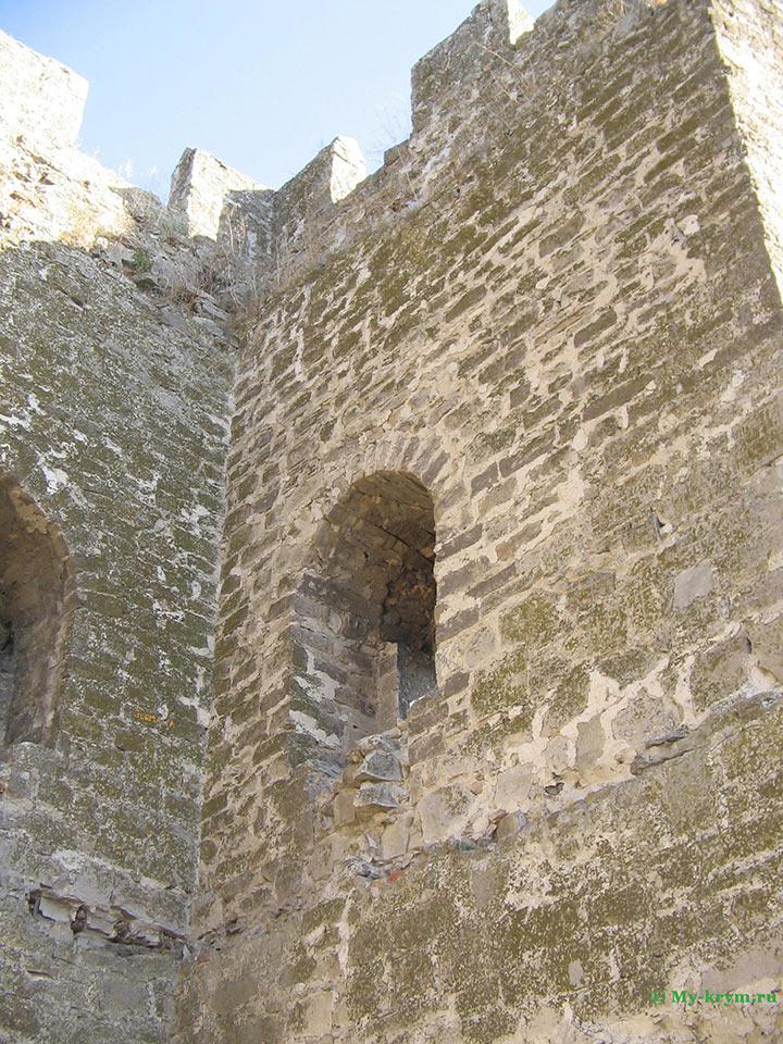Генуэзская крепость Кафа (Феодосия) иллюстрация 6