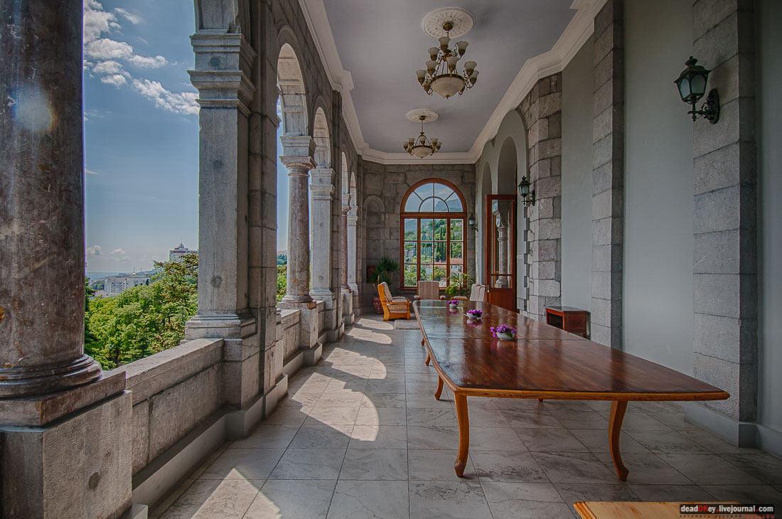 юсуповский дворец фото крым